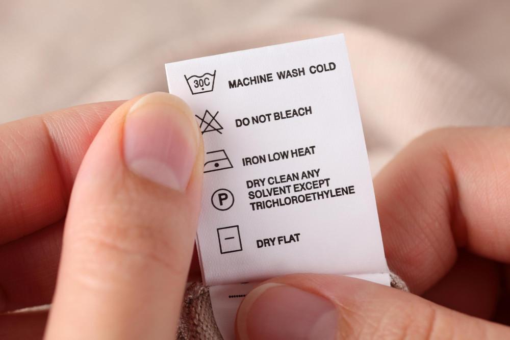 Leggere le Etichette di Lavaggio: Significato dei Diversi Simboli